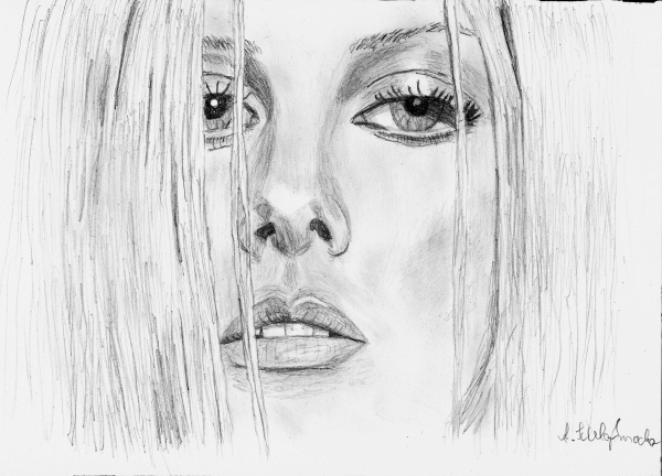 Charlize Theron by sunflower